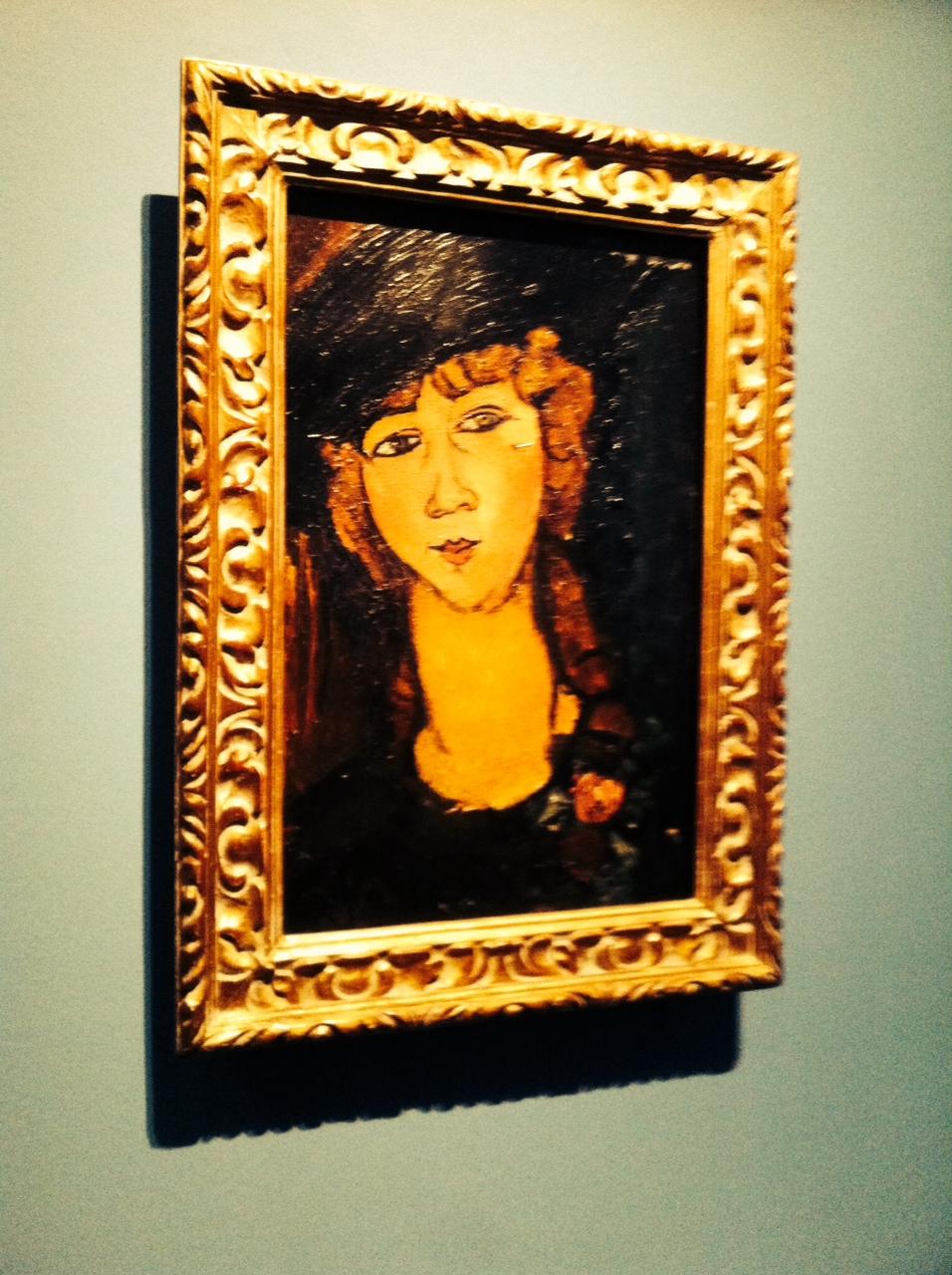 La mostra è prodotta da Skira e il curatore, Jean Michel Bouhours, ha selezionato con estrema perizia solo 12 disegni di Modigliani e due sculture.