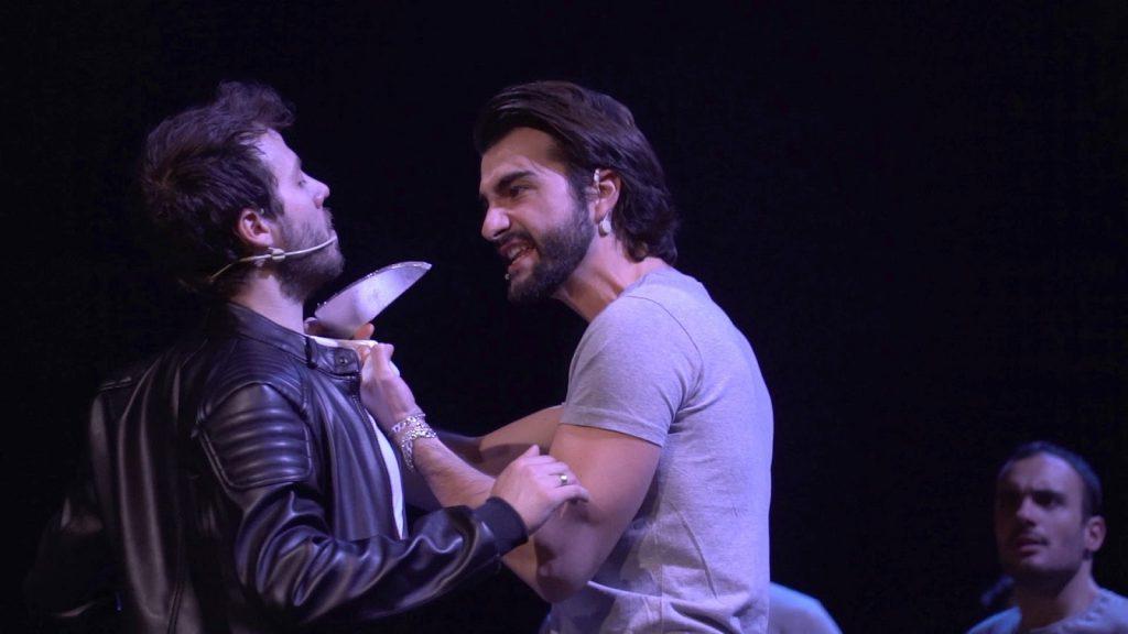 Otello.L'ultimo bacio in crowdfunding su www.innamoratidellacultura.it