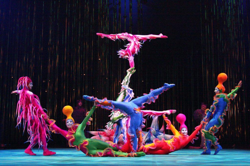 Il Circo a Matera. Uno degli eventi del Programma Culturale 2019.