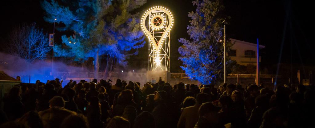 Inaugurazioni di Lumen a Matera 2019
