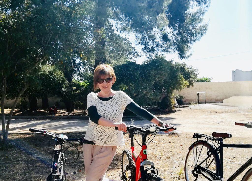 aiutiamo Maddalena Lo Martire a costruire la piscina per il suo agriturismo in Manduria