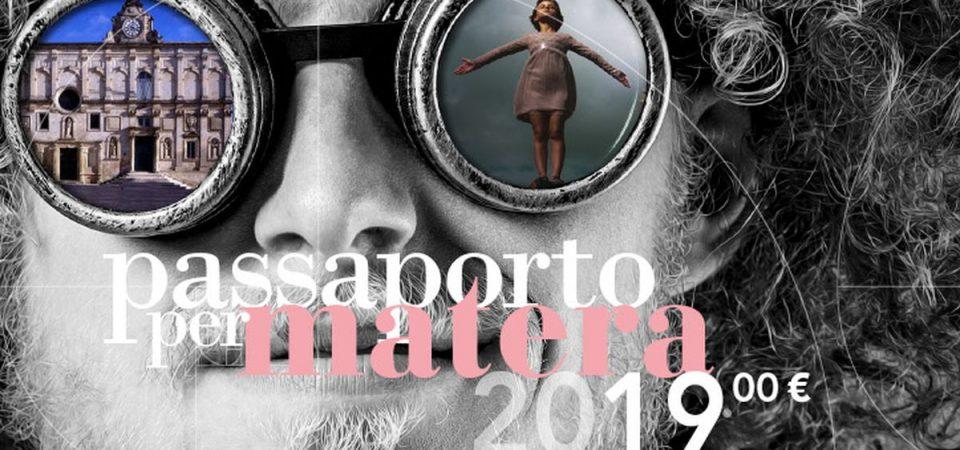 Passaporto culturale per Matera 2019
