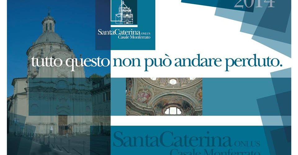 Il restauro di Santa Caterina ha raccolto 8000 euro per lo start dell'impresa