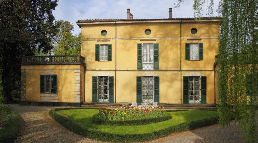VIVA VERDI supporta il restauro di Villa Verdi