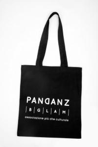 Shopper nera di Pandanz